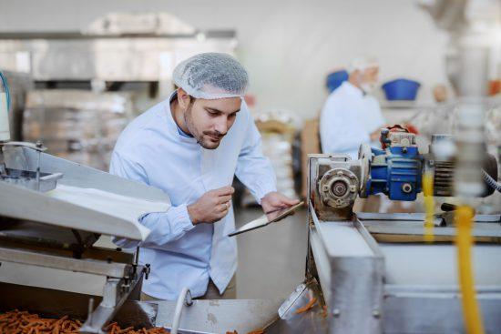 בקרת איכות מזון - אבטחת איכות מזון